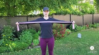 3 exercices de mobilité des épaules pour faire à la maison