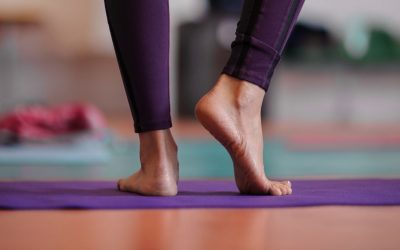 The benefits of training barefoot